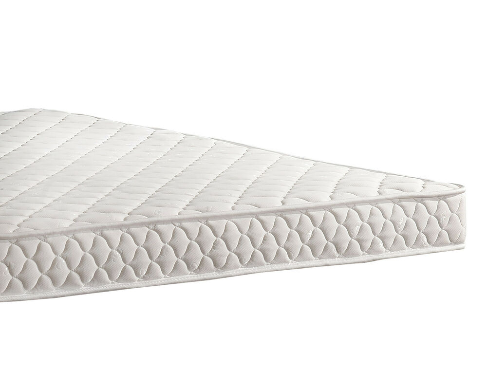 6 inch Innerspring Pocket Coil Foam Mattress Comfort ...