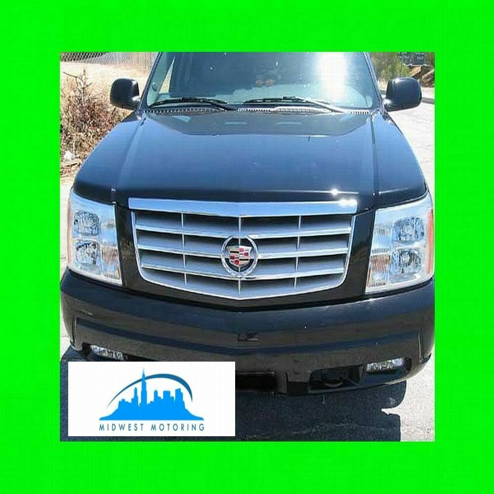 2002 2003 2004 2005 2006 Cadillac Escalade Chrome Trim For