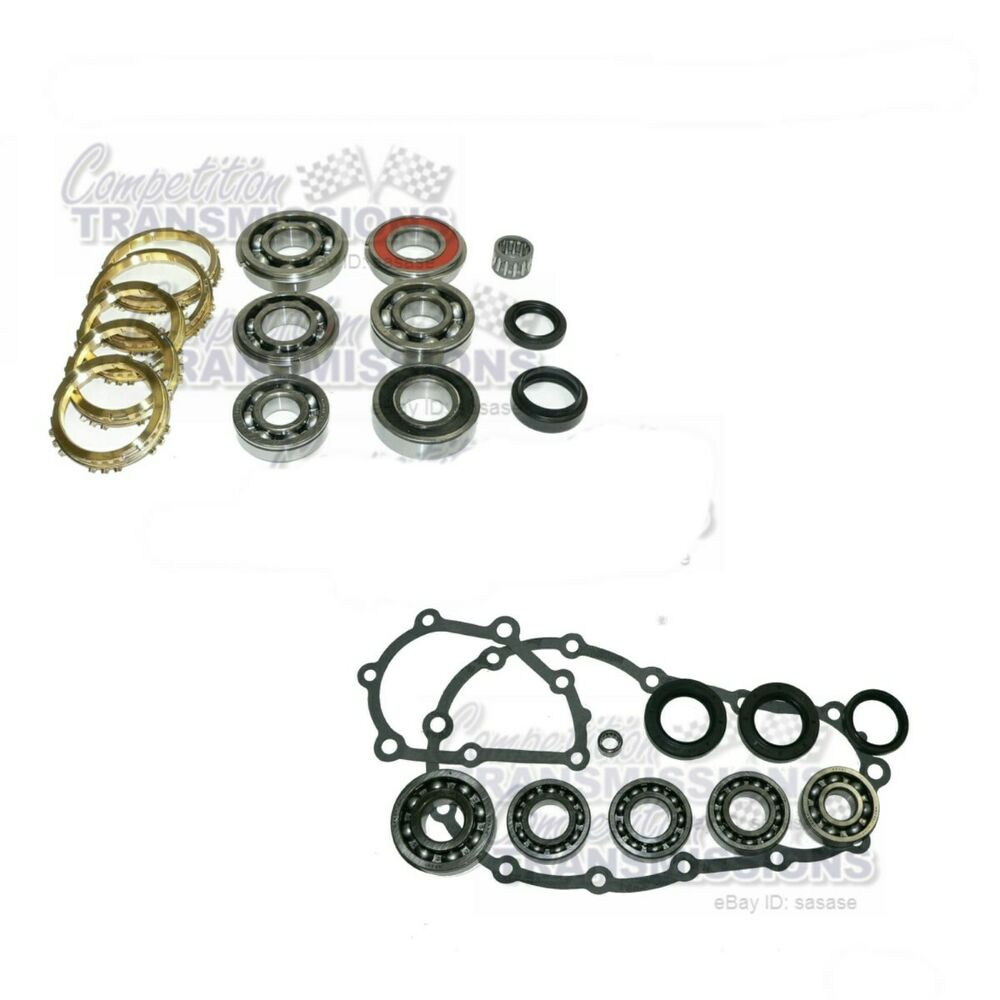 suzuki samurai 5 sp transmission and transfer case rebuild kit 4wd 86