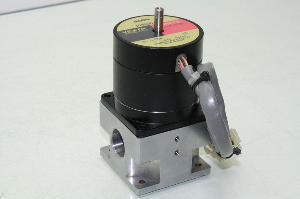 Vexta Stepper Motor Ph566 B 5 Phase Oriental Motors 60mm