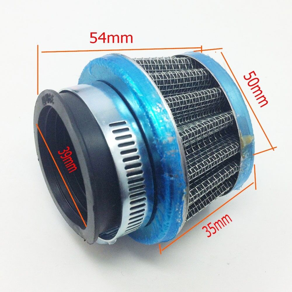 Dune Buggy Air Cleaner : Mm air filter for cc quad atv dirt bike