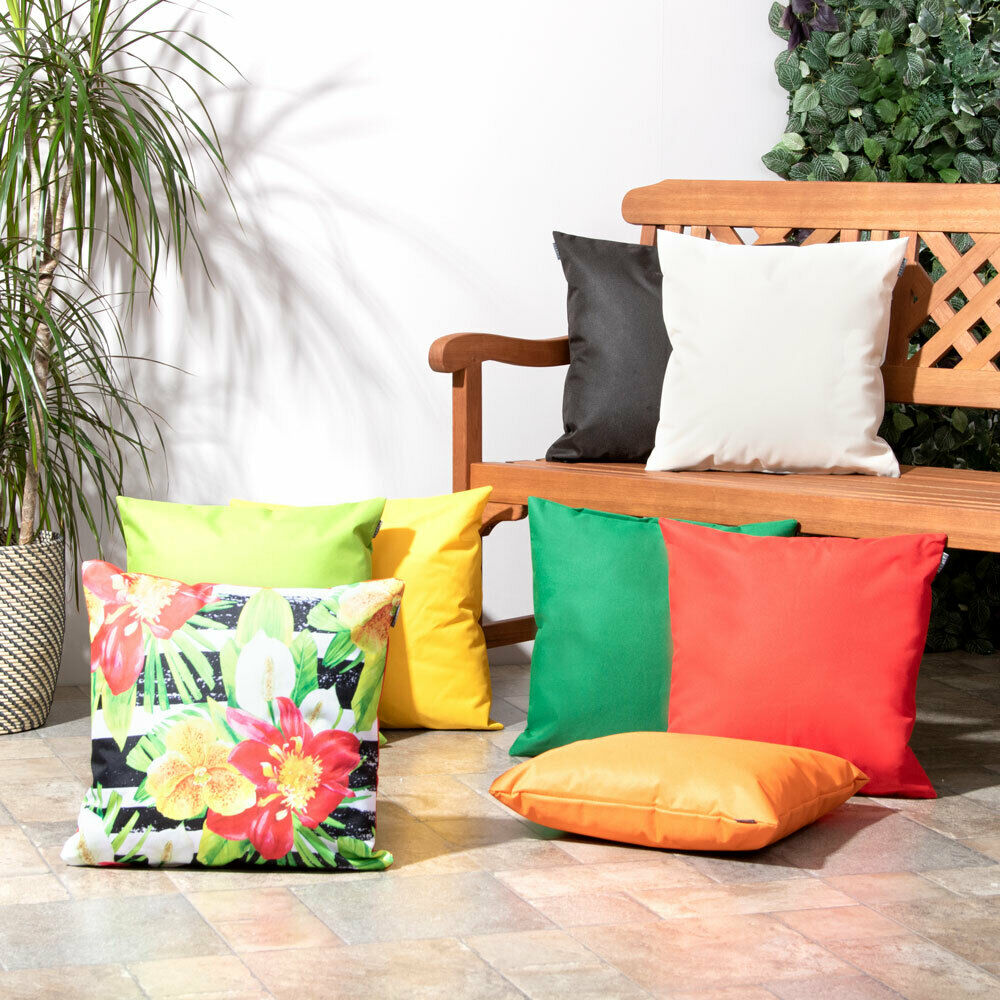 Garden Scatter Cushion Water Resistant For Outdoor