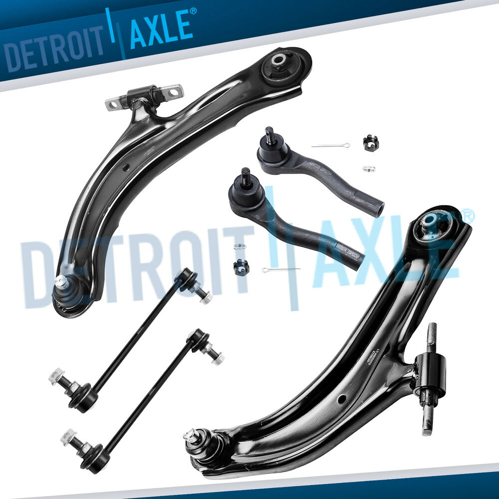 Brand New 6pc Complete Front Suspension Kit For 2007