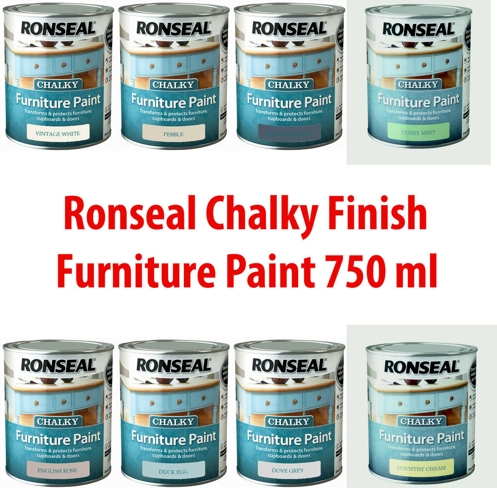 Ronseal chalky furniture paint ronseal - Ronseal Chalky Furniture Paint Ronseal 8