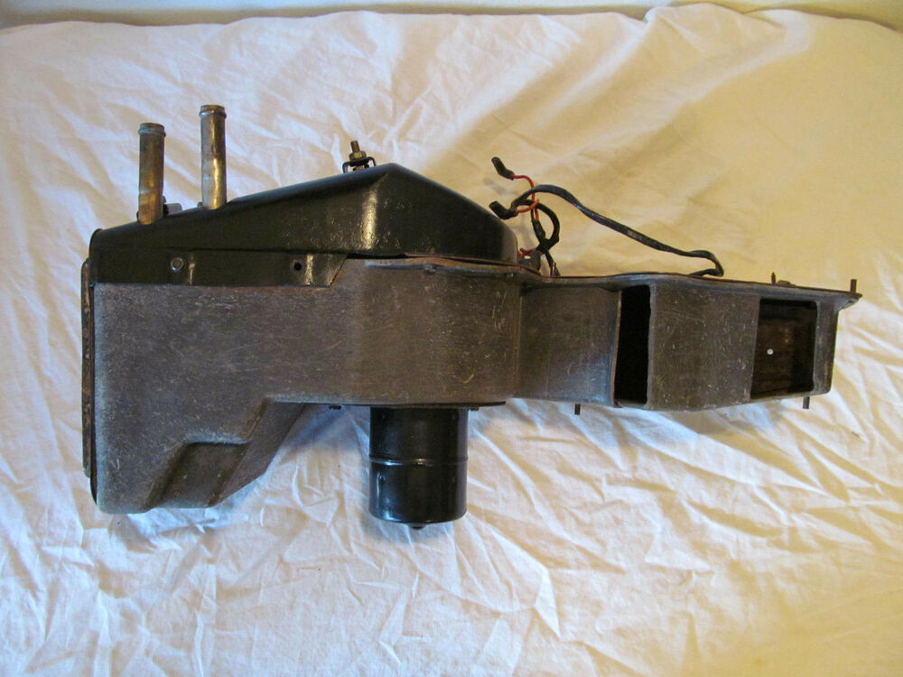 Early Ford Bronco 66 77 Heater Assembly Ebay