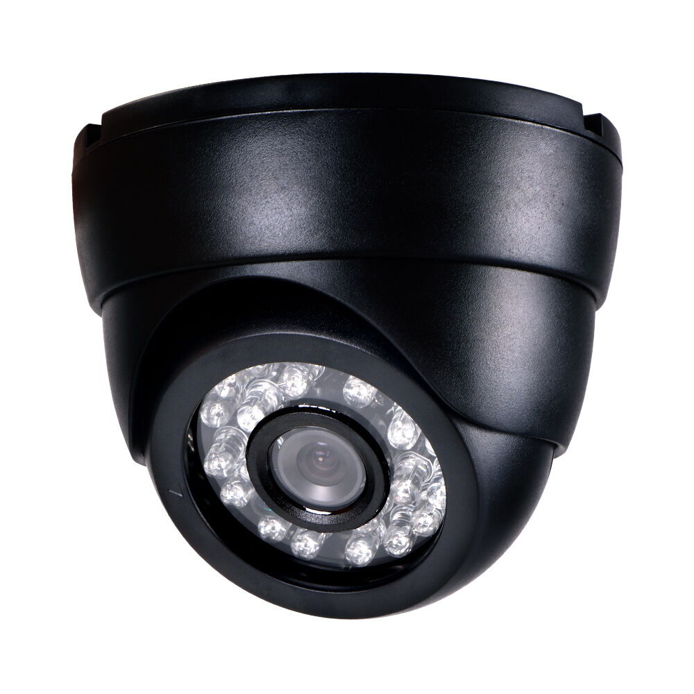 24ir Night Vision Dome Video 700tvl Hd Color Cctv Surveillance Security Camera Ebay