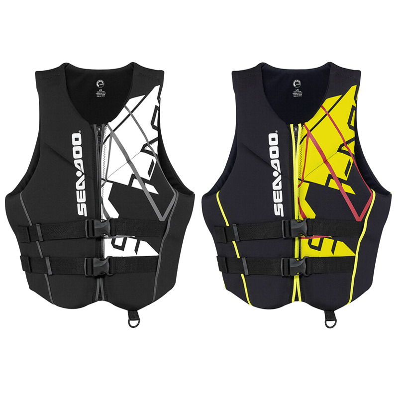 Sea Doo Freedom Mens Neoprene Life Jacket Seadoo Jet Ski