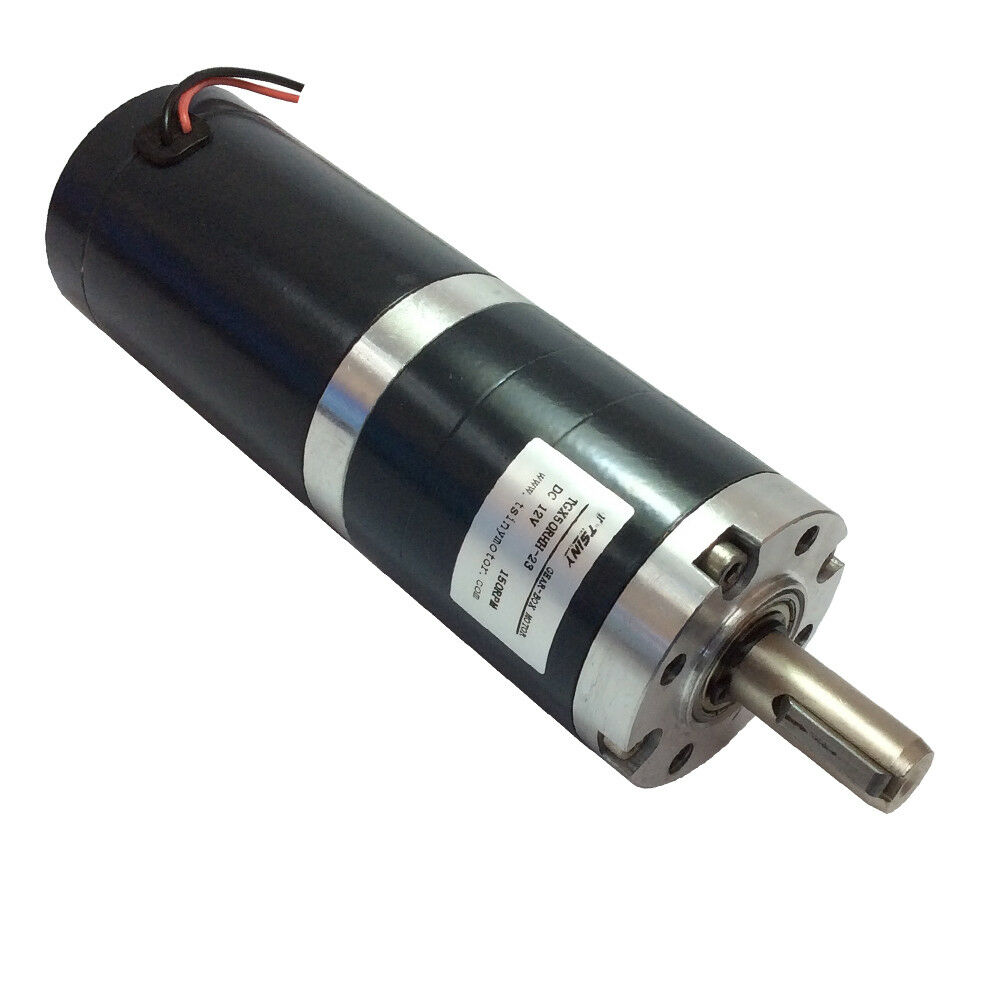 12v metal dc planetary geared box planet gear reducer for Dc planetary gear motor