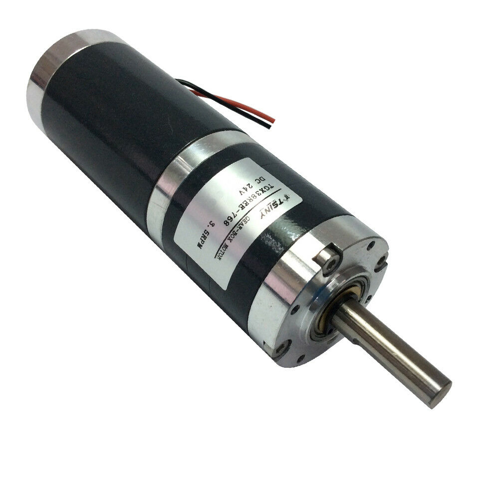 Tgx38 38mm diameter 24v dc planet geared planetary Dc planetary gear motor