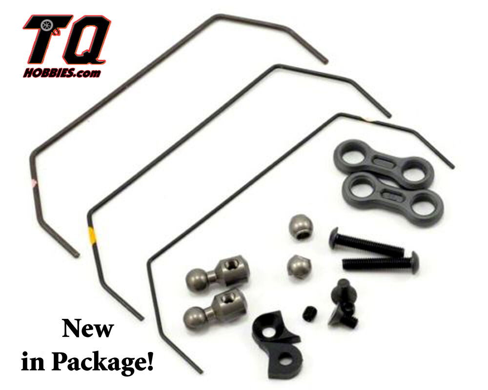 new  tlr334001 tlr sway bar kit front 22sct 22 2 0 fast shipping wtrack
