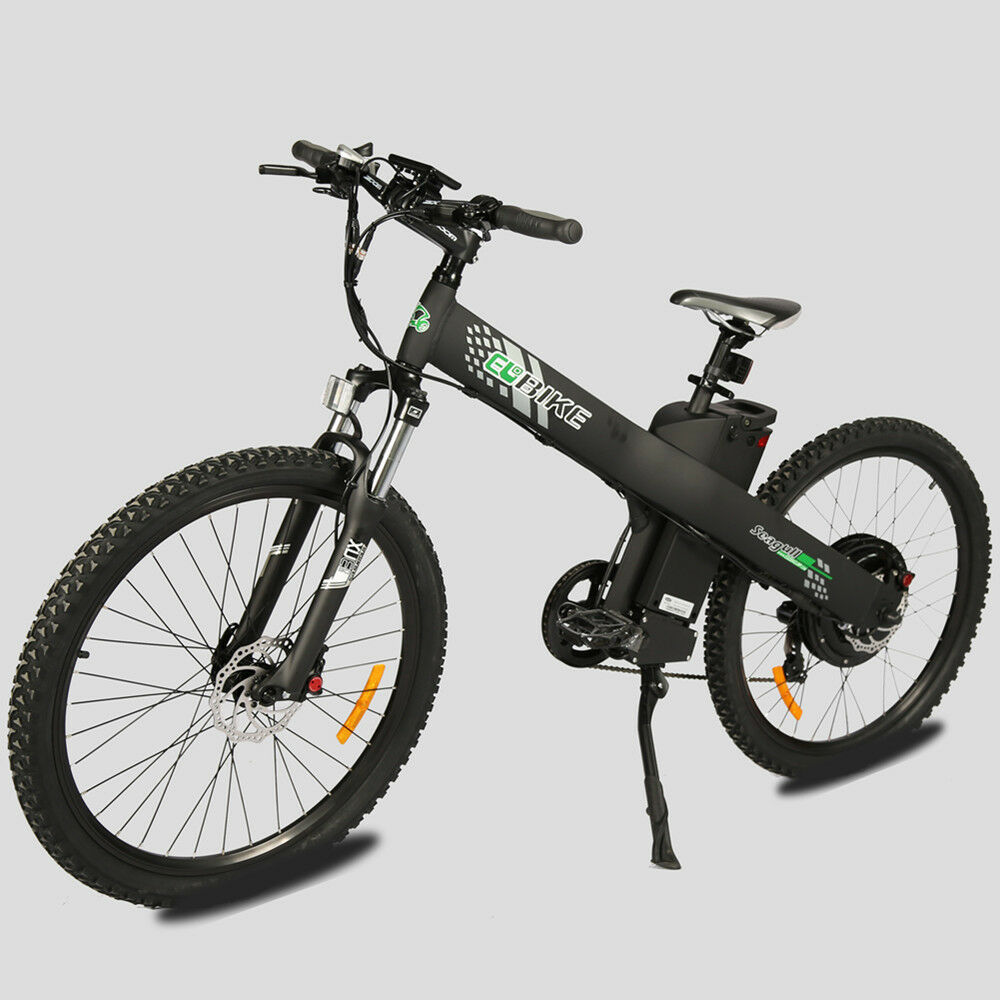 1000w electric city bicycle moped mountain ebike 28mph. Black Bedroom Furniture Sets. Home Design Ideas