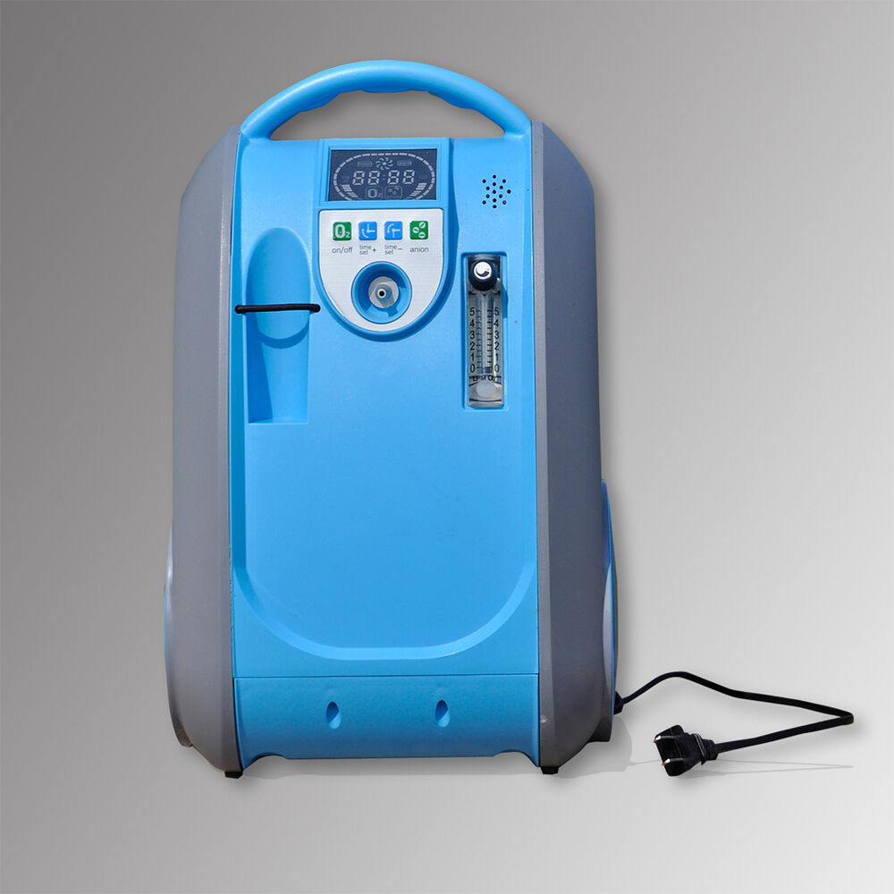 Portable Oxygen Concentrator Denver Co Portable Washer For Dogs Portable Bidet For Travel Royal Portable Typewriter Case: 1-5L LOVEGO LCD 90% PORTABLE OXYGEN CONCENTRATOR WITH
