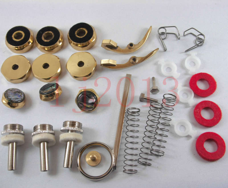 Trumpet Repair Parts  Repair Parts Screws  Parts