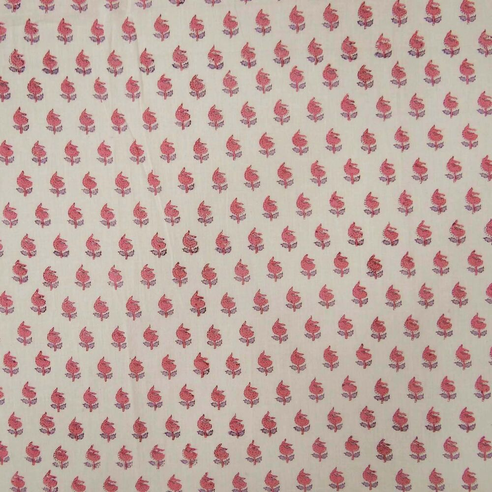Cotton voile indian fabric indian crafting hand block for Voile fabric