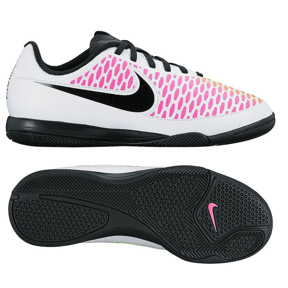 Nike Magista Onda IN Indoor 2015 Soccer Shoes White / Pink ...