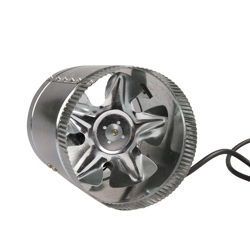 Heating Duct Booster Fans : Vivosun quot inch inline duct booster fan ventilation