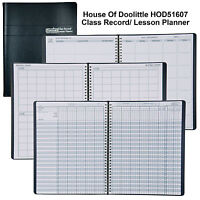 HOD51607 House of Doolittle Class Record / Lesson Planner