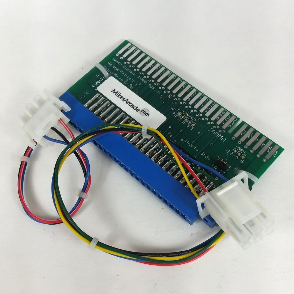 WRG-2891] Galaga Wiring Harness on