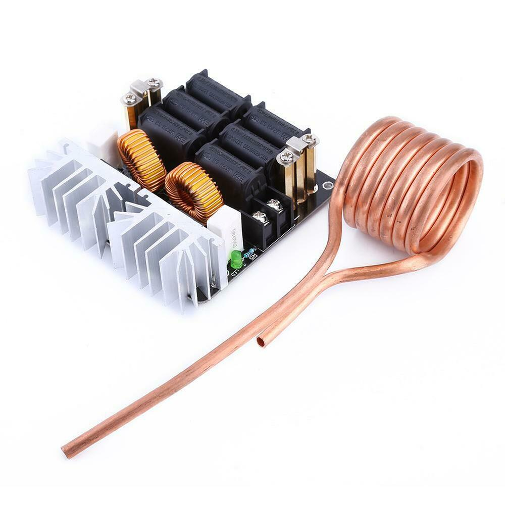Fine 1000w Zvs Low Voltage Induction Heating Board Module