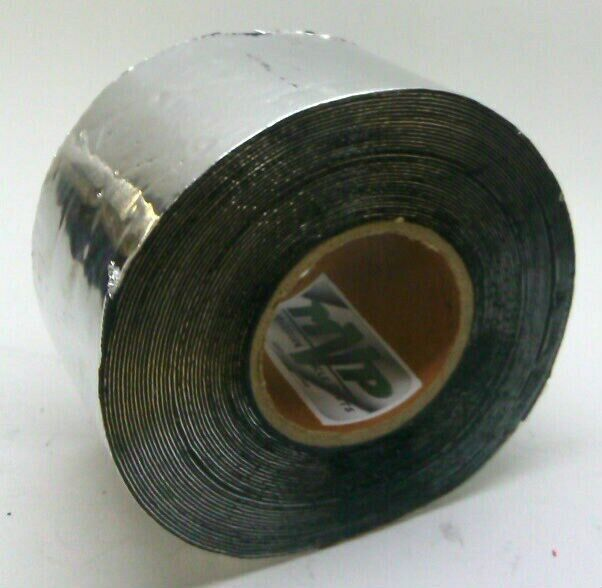 4 Quot X 50 Roll Of Aluminum Foil Tape With Butyl Rubber