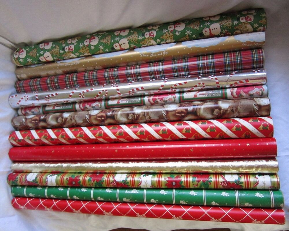 hallmark wrapping paper High-footage rolls are the perfect solution for wrapping even the largest of holiday giftspremium paper with cutting lines on the reverse side ensures crisp edges specifications 9 reversible designs and 5 foil designs to choose from.