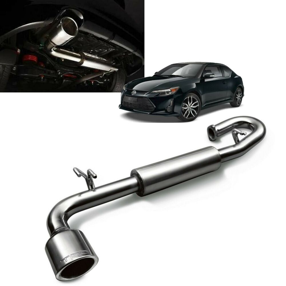 2011 2016 scion tc trd exhaust performance exhaust. Black Bedroom Furniture Sets. Home Design Ideas