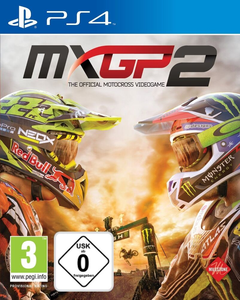ps4 spiel mxgp 2 the official motocross videogame. Black Bedroom Furniture Sets. Home Design Ideas