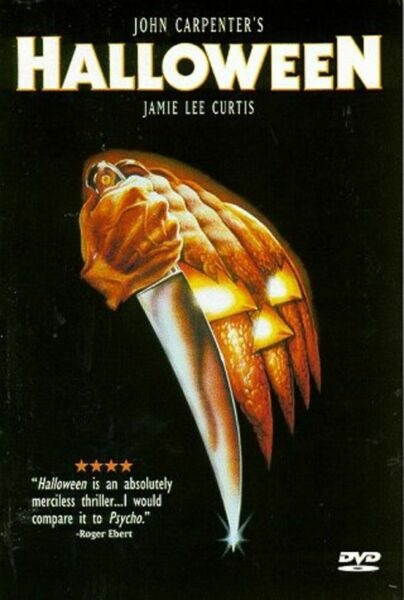 HALLOWEEN - DVD REGION/ZONE FREE ALL