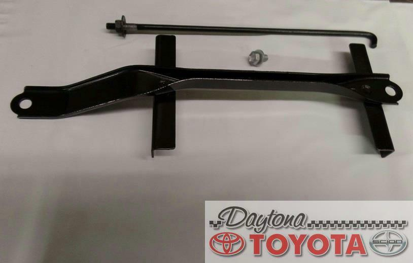 Toyota Corolla Battery >> OEM TOYOTA AVALON BATTERY HOLD DOWN CLAMP KIT 74404-07010 ...