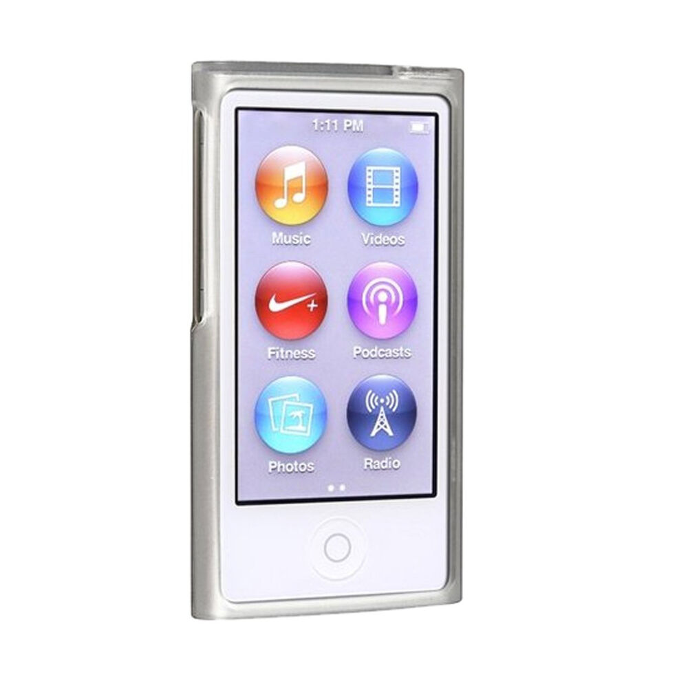 tpu rubber skin case for apple ipod nano 7th generation ts. Black Bedroom Furniture Sets. Home Design Ideas