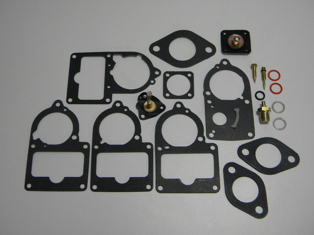 Carburetor Rebuild Kit  Solex  Brosol And Bocar 28 Pict  30 Pict  30  31 Pict