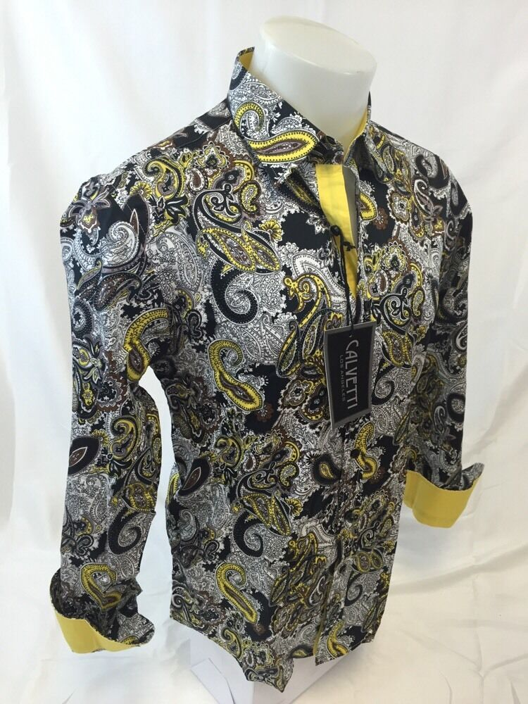 FREE SHIPPING AVAILABLE! Shop ingmecanica.ml and save on Paisley Shirts.