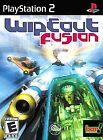 Wipeout Fusion (Sony PlayStation 2, 2002)