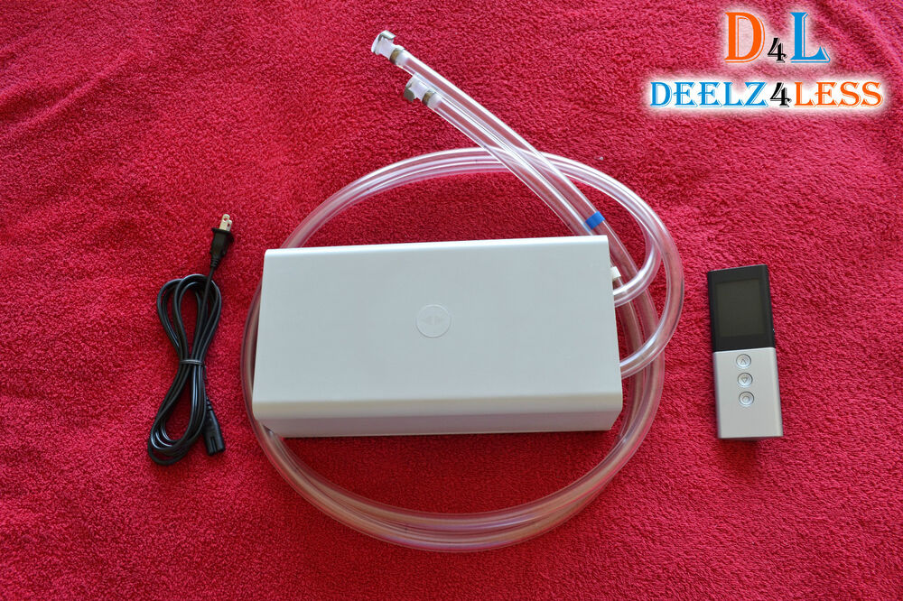Select Comfort Sleep Number Air Chamber Bed Pump Remote 4