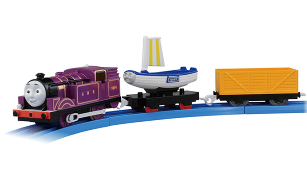 Tomy Plarail Trackmaster Thomas Amp Friends Motorized Ryan