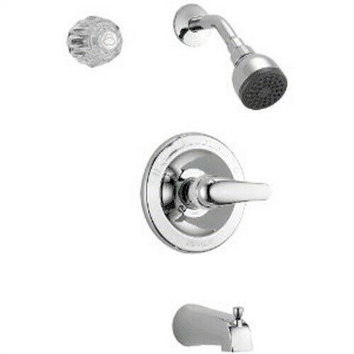 Peerless Single Handle Tub And Shower Faucet No P188720