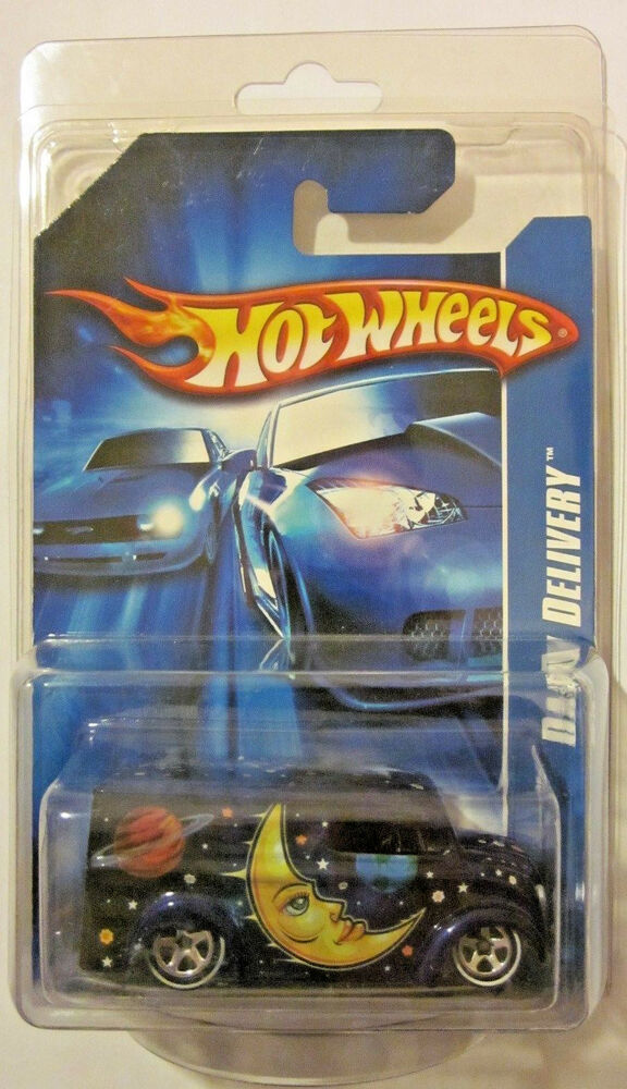 2007 Hot Wheels DAIRY DELIVERY LUNA LU Limited SUPER