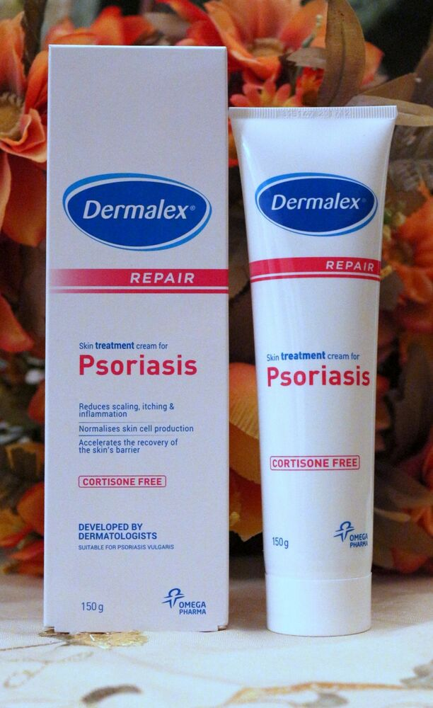 Dermalex Repair Psoriasis Cream 150g Breakthrough