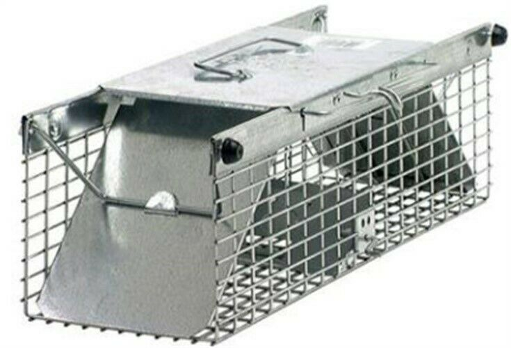 Havahart 2 Door Live Animal Cage Trap No 1025 Woodstream