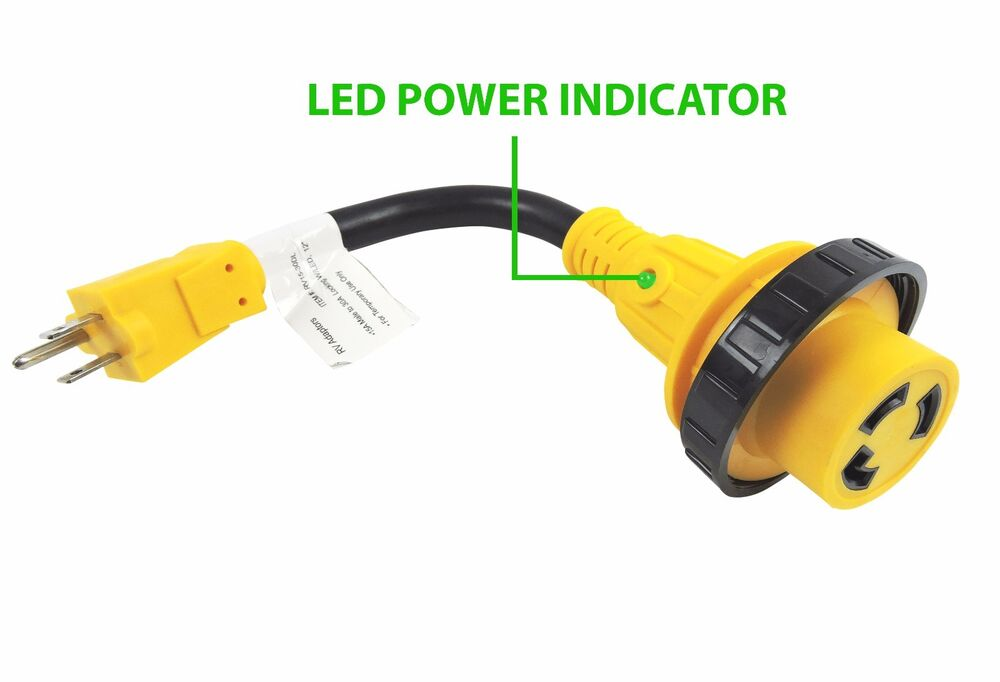 Twist Lock Extension Cord