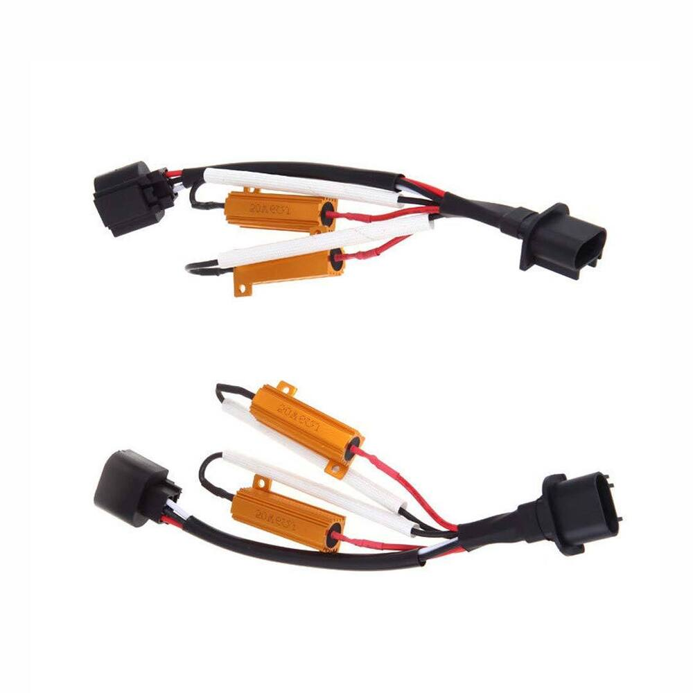 Hid Led Flicker Bulb Out Plug Modules For Dodge Ram 2006