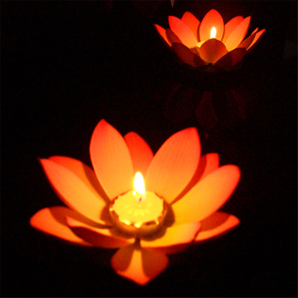 How to Make Floating Candles photo