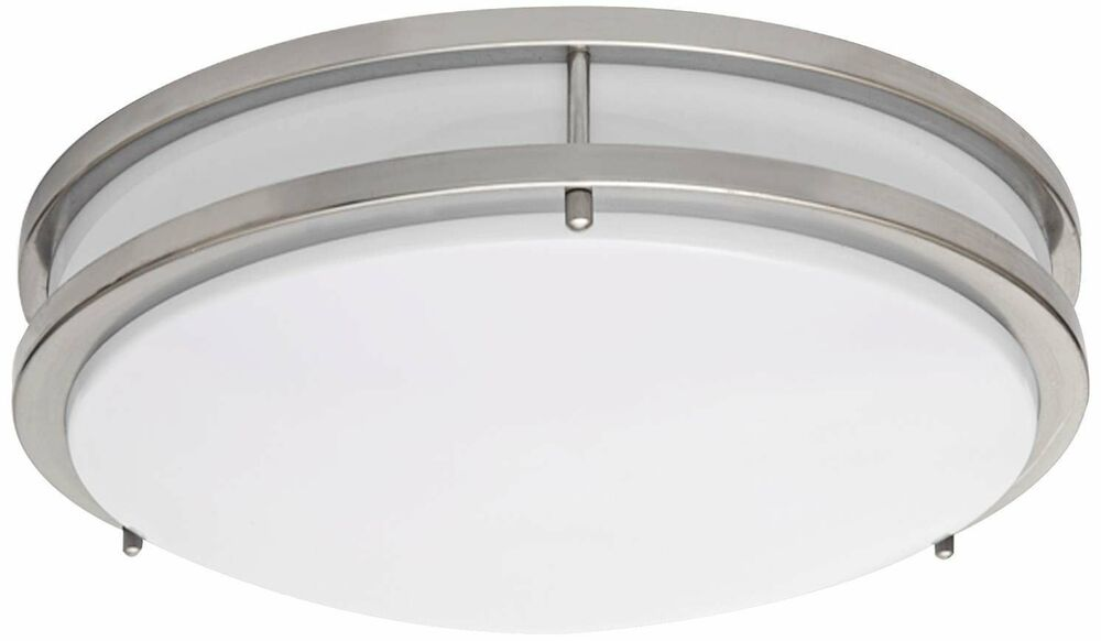 Altair Lighting Led 14 Inch Dimmable Flush Mount