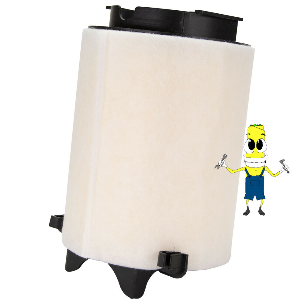 premium air filter  volkswagen jetta  gas  engine     ebay