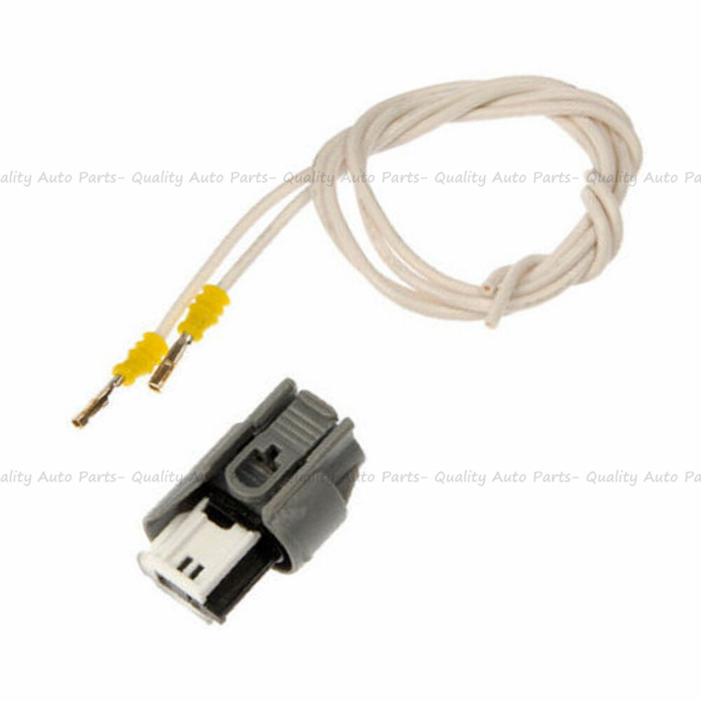 For Bmw Outside Air Temp Temperature Sensor Wire Kit Connector Plug Ac Wiring Mazda Parts Ebay