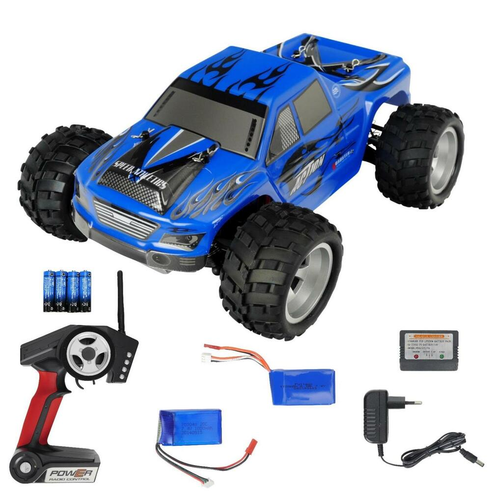 rc monstertruck elektro auto offroad a979 2 4 ghz 1 18. Black Bedroom Furniture Sets. Home Design Ideas