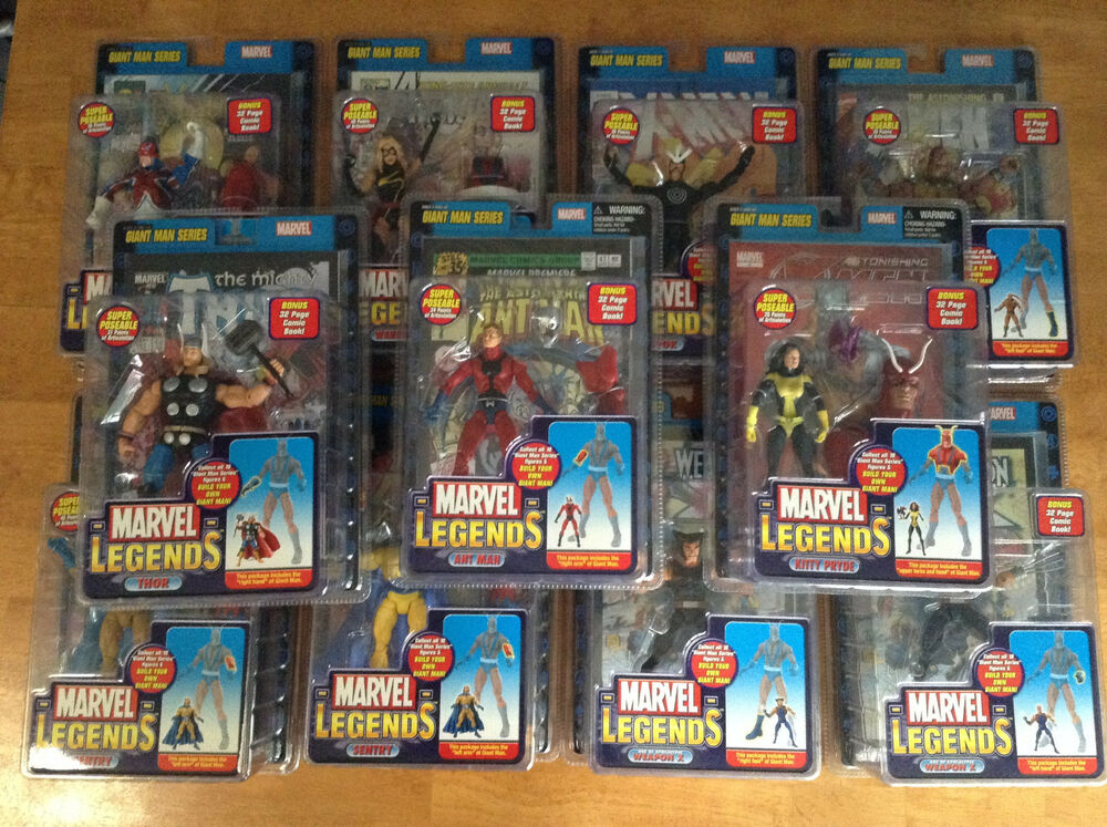 Walmart Search Items Toys Quadcopter : Marvel legends set lot of giantman baf walmart