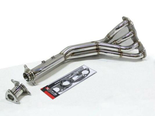 OBX Exhaust Header For 03 04 05 Honda Civic Si & 2002 To 2006 RSX 2.0L K20A3 | eBay
