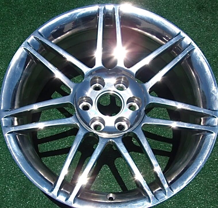 2006 2007 OEM Factory Cadillac CTSV CTS-V Polished Forged
