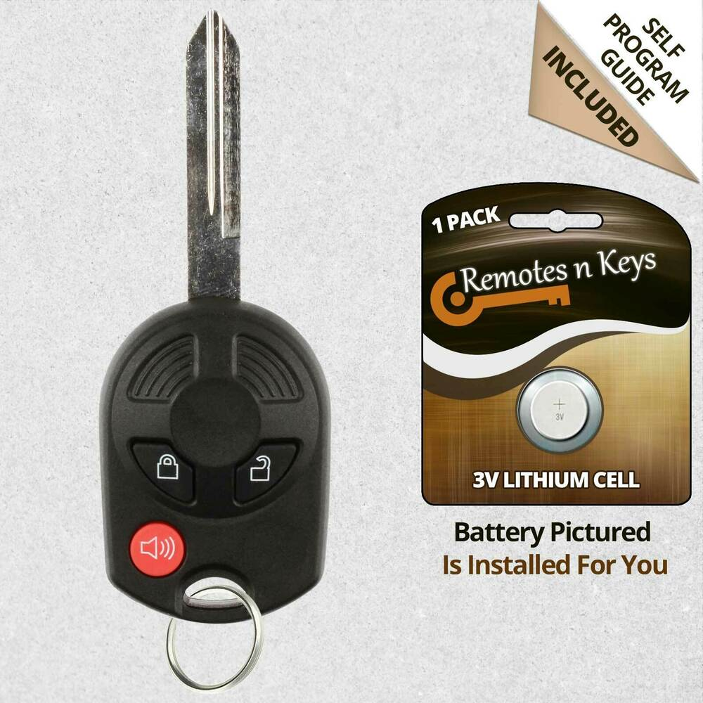 Replacement Keyless Key Fob Remote For Ford F 150 250 350 ...